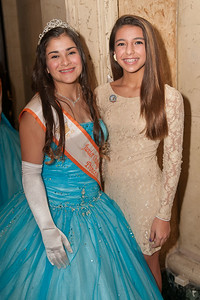 3128-JrOB-QueensBall  Junior Orange Bowl Queen's Ball in the Alhambra Room at the Biltmore Hotel in Coral Gables on Jan. 5th, 2012. (Photo by MagicalPhotos.com / Mitchell Zachs)