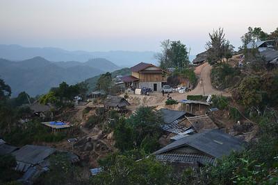 Maejantai village.