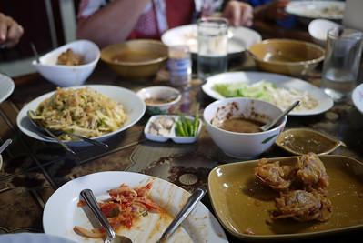 D-Lo Burmese food.