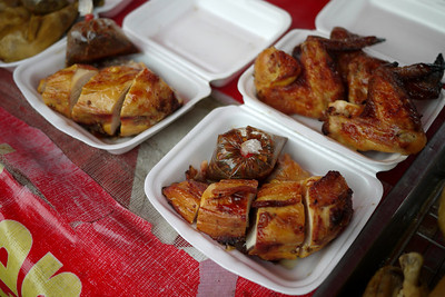 Chicken from the night market