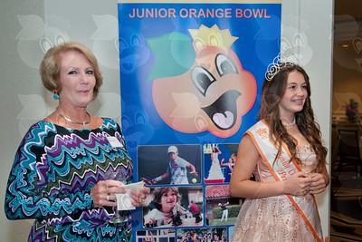0113-JrOB-FestivalKickoff - Junior Orange Bowl Festival Kickoff at the Hyatt Regency Coral Gables on Sept 17th, 2013 in Miami. (Photo by MagicalPhotos.com / Mitchell Zachs)