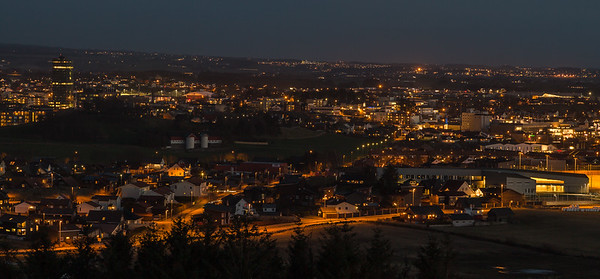 Bryne By Night