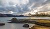 Gandsfjorden og Vaulen
