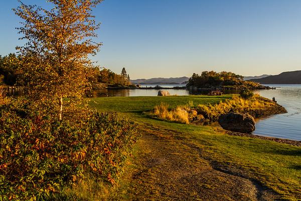 Høst ved Vaulen, Stavanger