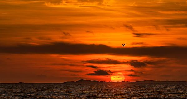 Solnedgang Viste, Randaberg