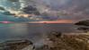 Solnedgang over Tananger