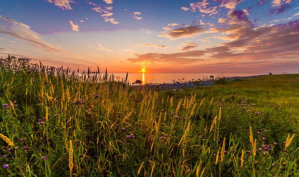 Solnedgang Sele, Klepp Kommune