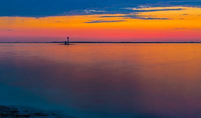 Etter solnedgang Tungenes
