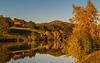 Høst ved Limavatnet, Gjesdal