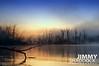 Beaver Lake early morning sunrise