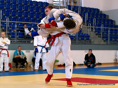 Poland Ju-jitsu JJIF Fighting Cup Katowice october 2014