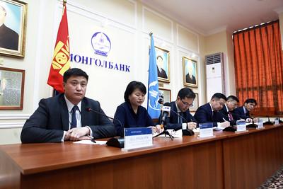 2018 оны тавдугаар сарын 15.   Монголбанкнаас мэдээлэл хийлээ.  ГЭРЭЛ ЗУРГИЙГ MPA