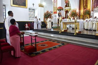 The start of Mass
