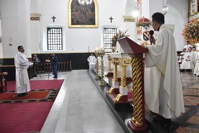Presenting Fr. Juancho
