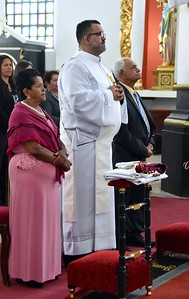 Fr. Juancho and his parents
