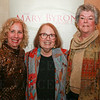 Marcia Roth, Margaret Drew and Pat Byron.