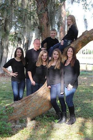 Judi and family