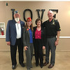 February - District 12 fund raiser to benefit the Arizona State Veterans Home, with Sandy Conklin and Post 58 Commander John Schwab