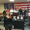 FEBRUARY - attending the Four Chaplains ceremony at Post 27 Apache Junction