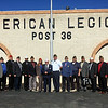 Jan. - Arizona American Legion College - instructors on the left and students on the right