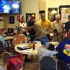 June - 40 & 8 (Honor Society of Legionnaires) function