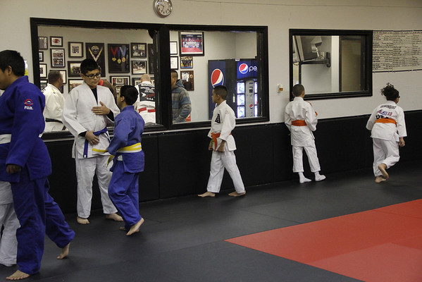 Camal Judo Dec 2013 Party