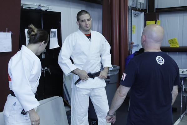 Marti Malloy at Tech Judo