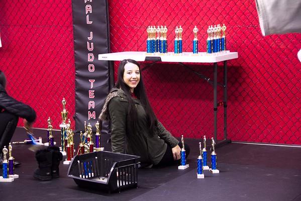 Camal Judo Award Party 2014