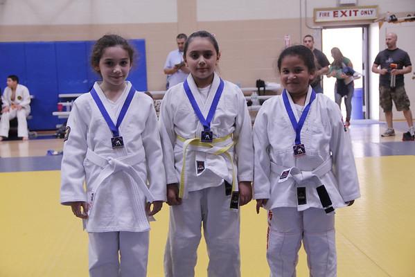 Hudson WO & Judo Tech Tournament