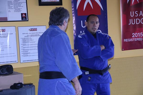 4X Judo Olympian Jason Morris Judo Clinic