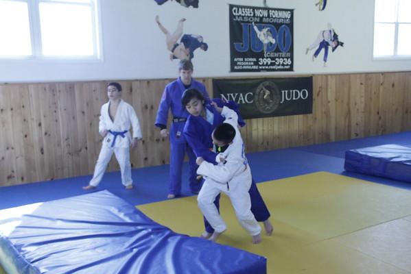 Jason Morris Judo Open
