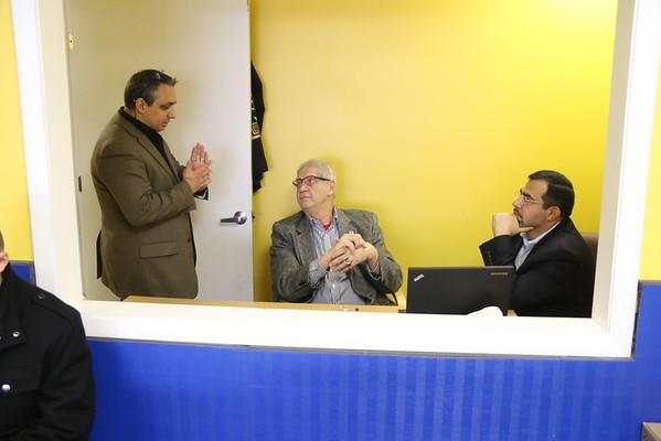 NJJ Referee Clinic with Mel Applebaum