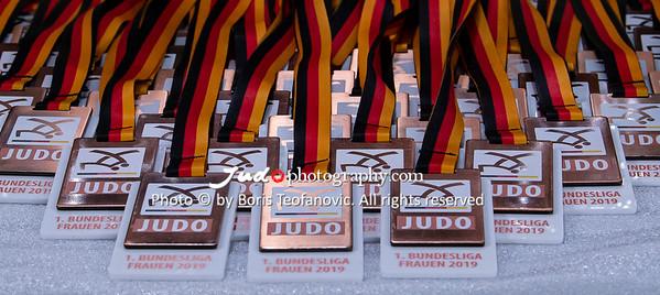 Bronze, Bundesliga Finale Frauen 2019 Wiesbaden, Medaillen_BT__D5B6038