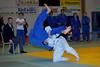 Benjamin Rajabi fra Levanger judoklubb kaster Vidar Skretting fra Oslo judoklubb på en kata-guruma