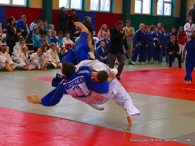 Judo Cadets Teams Poland Championships november 2013 Bytom