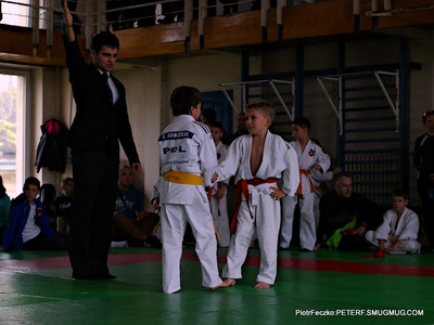 Judo Malopolska Children Cup Cracow november  2014