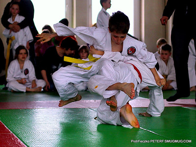 Judo Malopolska Children Cup Cracow april 2014