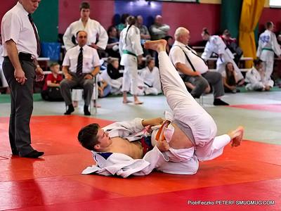 National Poland Youth Olympic Games Judo Regional Elimination Bytom may 2014 Part I