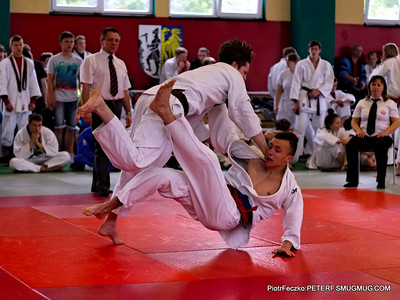 National Poland Youth Olympic Games Judo Regional Elimination Bytom may 2014 Part III
