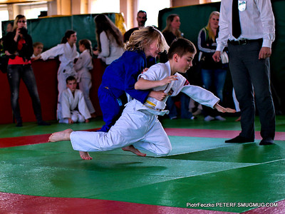 Judo Malopolska Children Cup Cracow april 2015