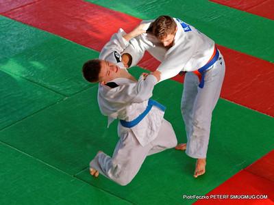 Pawel Pytlinski Judo Memorial Cracow february 2016