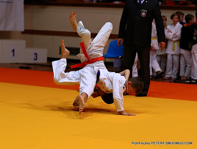 Judo Malopolska Children Cup Cracow november 2017