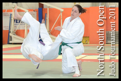 North/South Open Judo Tournament 2011