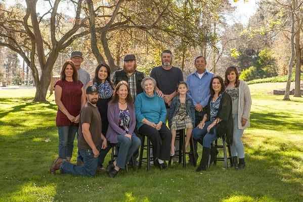 Judy Begley Family