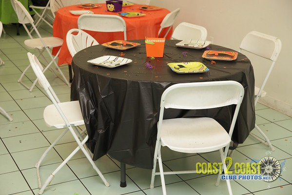 Juelz 5th Birthday & Halloween Party