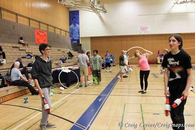 UCSB Juggling Festival 2/6/2013