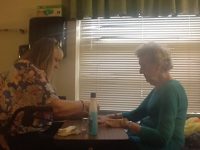 Jugie at Nursing Home