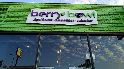 Berry Bowl (York Blvd)
