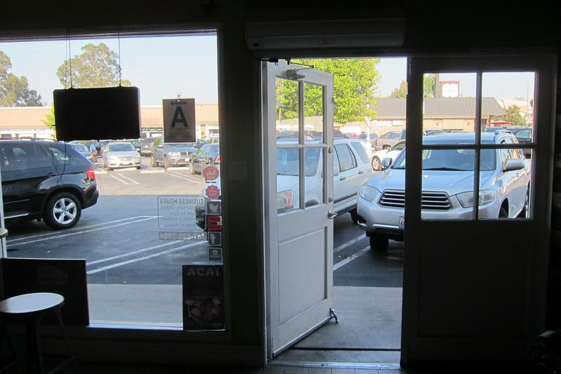 Juice Bar Entrance