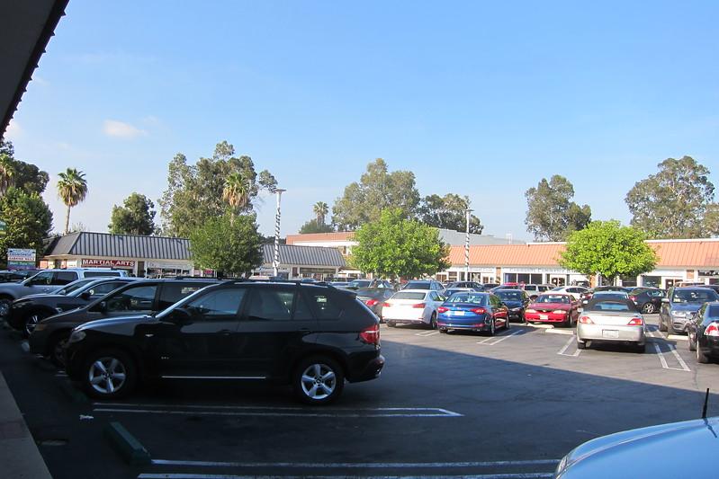 Parking Lot View # 3